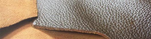 Мебельная натуральная кожа